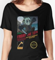 Super Voorhees bros Women's Relaxed Fit T-Shirt