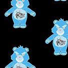 WereBear Blues by Octochimp Designs