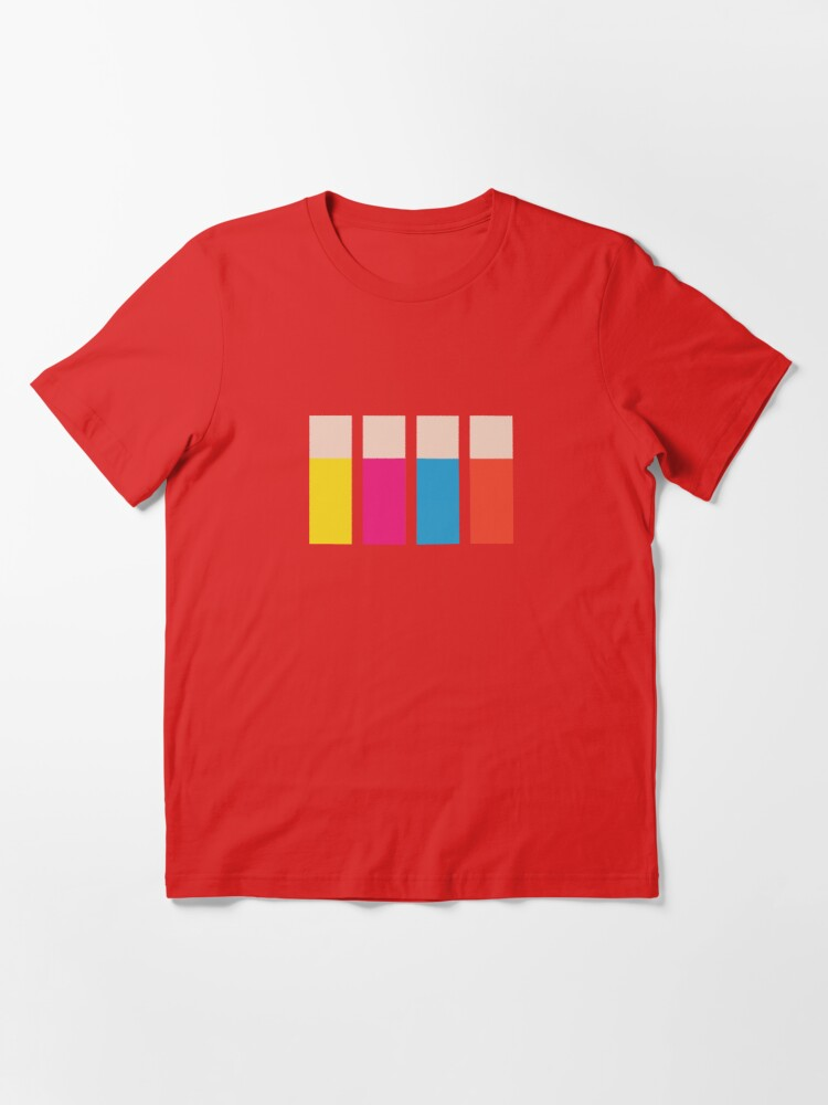 Alternate view of Sgt. Pixel Essential T-Shirt