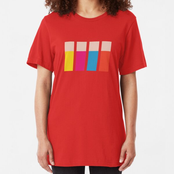 Sgt. Pixel Slim Fit T-Shirt