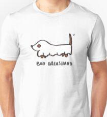 BOO DACSHUND T-Shirt