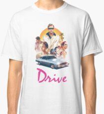 Camiseta clásica Manejar
