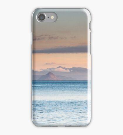 Good morning Arran, Ayrshire, Scotland iPhone Case/Skin