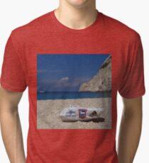 Ipswich Town FC visits Shipwreck Bay Tri-blend T-Shirt