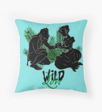 Wild Love Throw Pillow