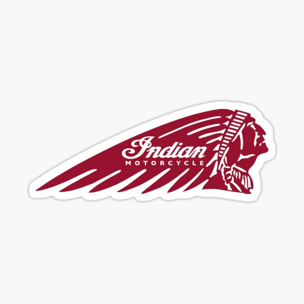 Le indien Sticker