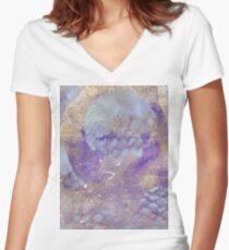 Ocean 16 Women's Fitted V-Neck T-Shirt