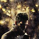 Deus Ex - Adam Jensen by p1xer