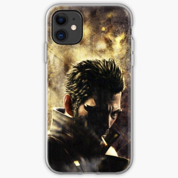 Deus Ex - Adam Jensen iPhone Soft Case
