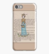 Elizabeth Bennet - Jane Austen iPhone Case/Skin