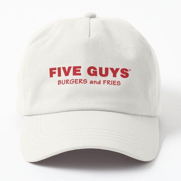 Five Guys logo Dad Hat