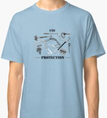 Use Protection Classic T-Shirt