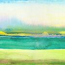 Sea Sky Scape by Gary Hoare