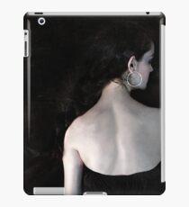 Silver Ribbon iPad Case/Skin