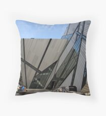 Shapes and Patterns! Throw Pillow