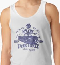 Chevrolet Apache Truck Task Force Series Tank Top