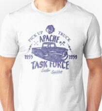 Chevrolet Apache Truck Task Force Series Slim Fit T-Shirt