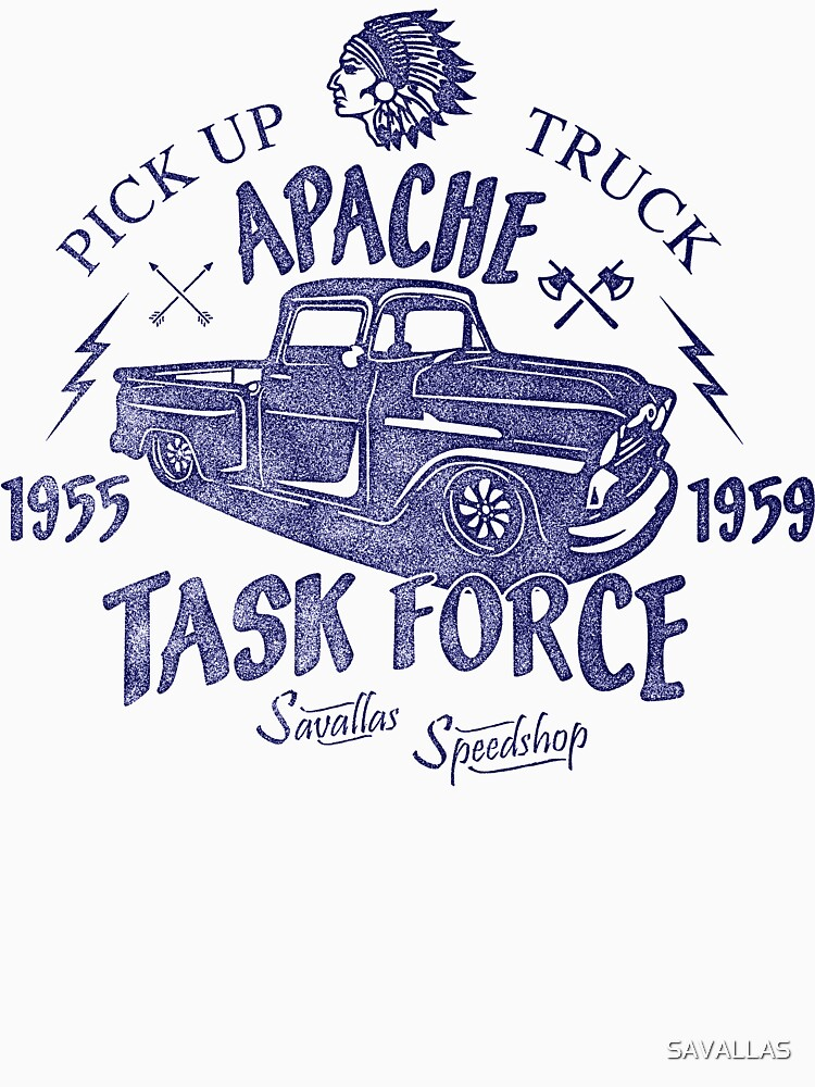 Chevrolet Apache Truck Task Force Series von SAVALLAS