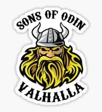 Sons of Odin Sticker