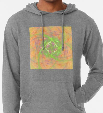 At the beginning of the rotation #fractal art 2 Lightweight Hoodie