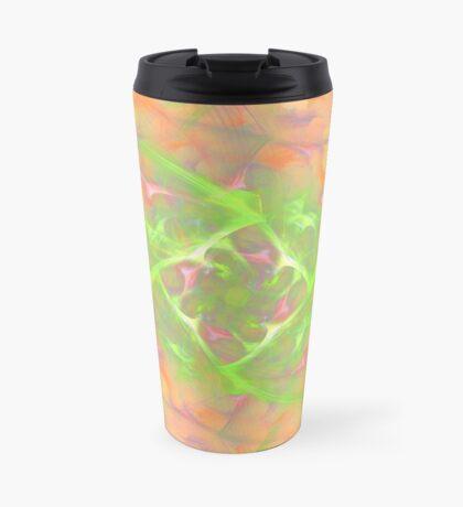 At the beginning of the rotation #fractal art 2 Travel Mug