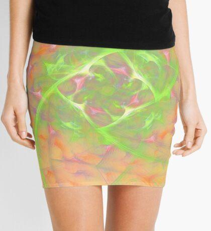 At the beginning of the rotation #fractal art 2 Mini Skirt