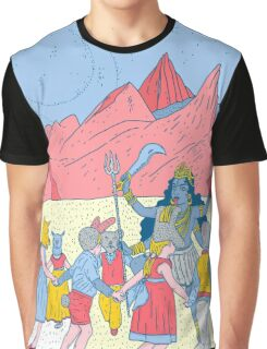 Kali dance  T-shirt Graphique