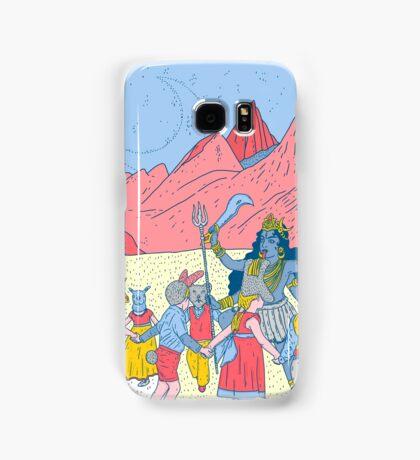 Kali dance  Samsung Galaxy Case/Skin