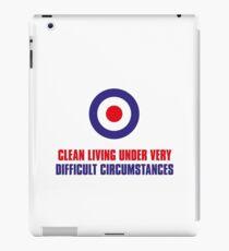 Clean Living iPad Case/Skin