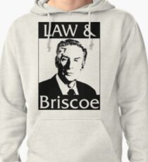 Law & Briscoe Pullover Hoodie