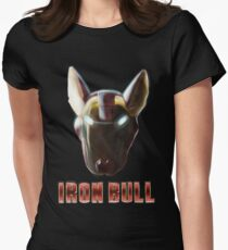 Iron Bull Women's Fitted T-Shirt