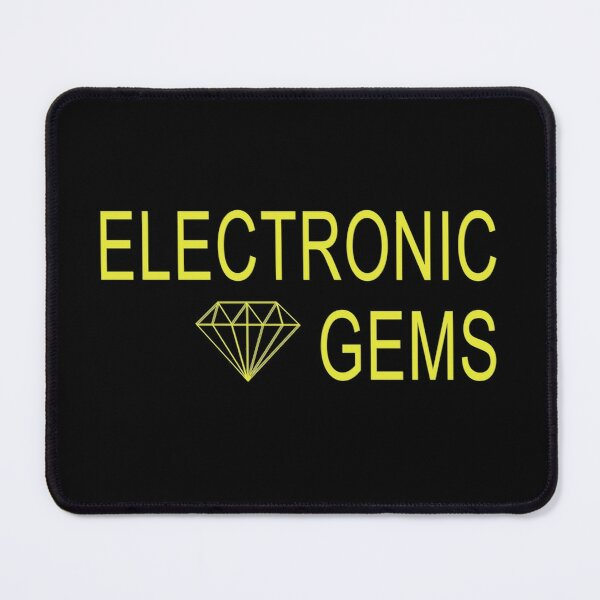 Electronic Gems Mouse Pad