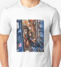 The Tenth Doctor and Rose T-Shirt