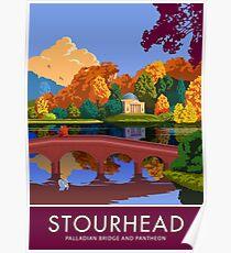 Stourhead Poster