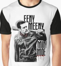 The Walking Dead - Negan Graphic T-Shirt