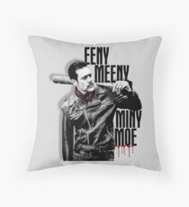 The Walking Dead - Negan Throw Pillow