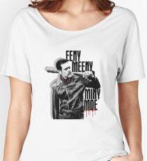 The Walking Dead - Negan Women's Relaxed Fit T-Shirt