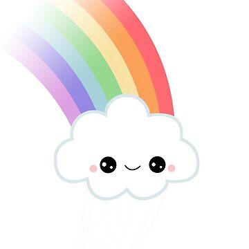 Happy Rainbow by monkeyjedi