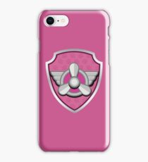 Skye - Air Pup-tag iPhone Case/Skin