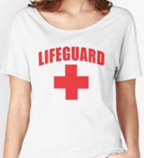 Lifeguard Women's Relaxed Fit T-Shirt