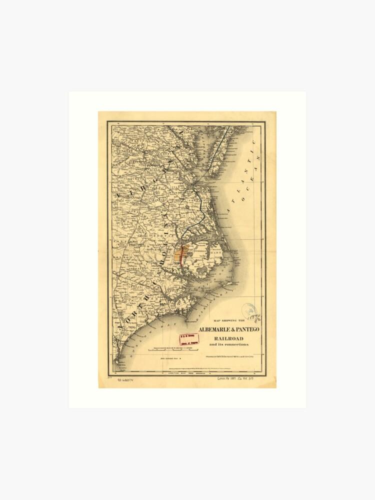 Vintage Map of The North Carolina Coast (1887) | Art Print on israel coast map, north oregon coast map, north washington coast map, sw florida coast map, oak island map, virginia coast map, south jersey coast map, portland coast map, fl coast map, carolina coastal map, gulf coast map, vermont coast map, western florida coast map, north california coast map, northeast coast map, emerald isle map, northern maine coast map, s california coast map, southwest florida coast map,