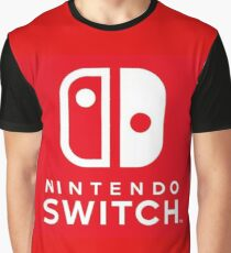Nintendo Switch  Graphic T-Shirt