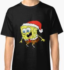 Spongebob Christmas Classic T-Shirt