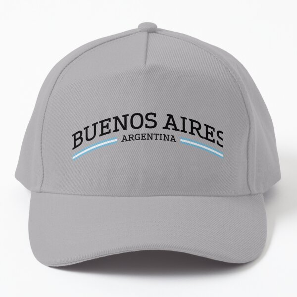 Buenos Aires Argentina Baseball Cap