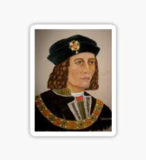 Richard III Sticker