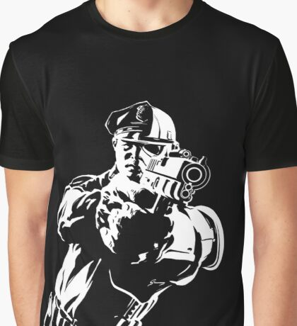 The Force by Grey Williamson (White) Graphic T-Shirt