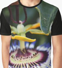 Passionflower (passiflora) from my neighborhood Graphic T-Shirt