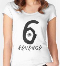 Revenge Women's Fitted Scoop T-Shirt