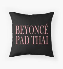 Mindy Project Throw Pillow