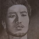 Godfrey Gao by Lorelle Gromus